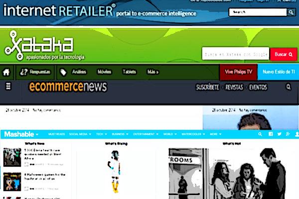 Listas blogs mcommerce, tecnologia y pagos móviles.