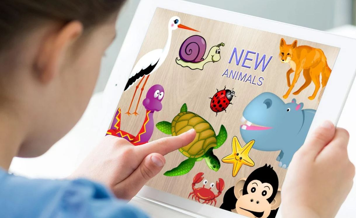 Captura app Puzzle animales para Niños