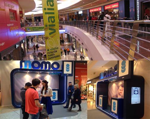 Promoción Momo Pocket Centro Comercial Vialia