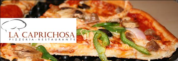 Pizzería La Caprichosa Momo Pocket oferta