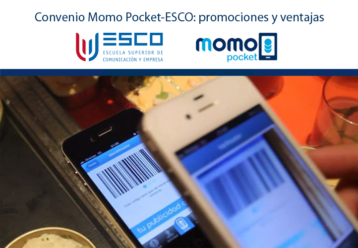 Promociones ESCO Momo Pocket