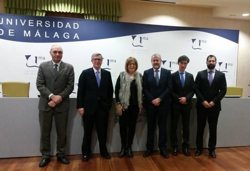 Acuerdo de Momo Pocket en la Universidad de Málaga