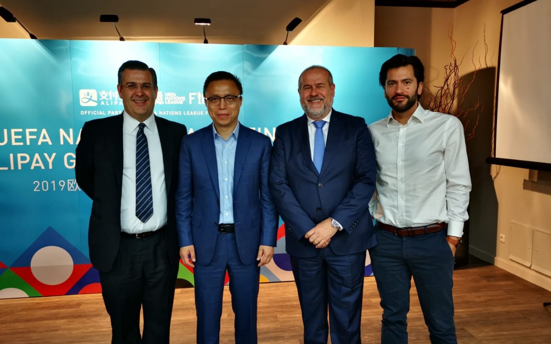 SEFIDE EDE colabora con Alipay para promover la interoperabilidad de los pagos móviles en Europa